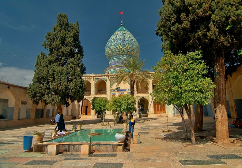Ali Ibn Hamza Shrine