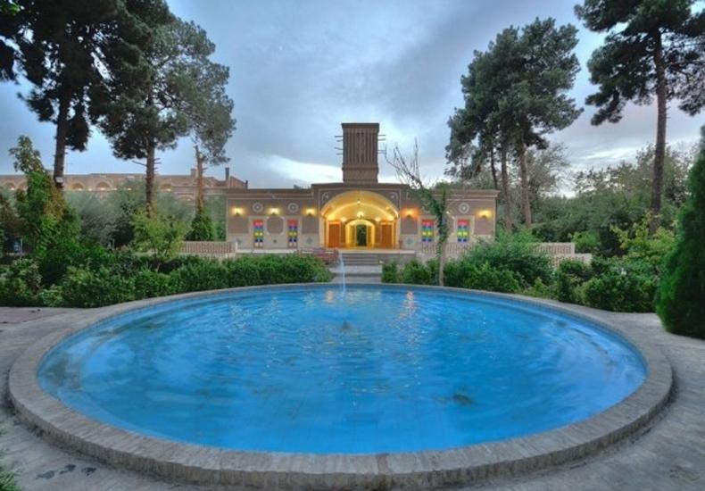 Moshir Al-Mamalek Garden Hotel Yazd