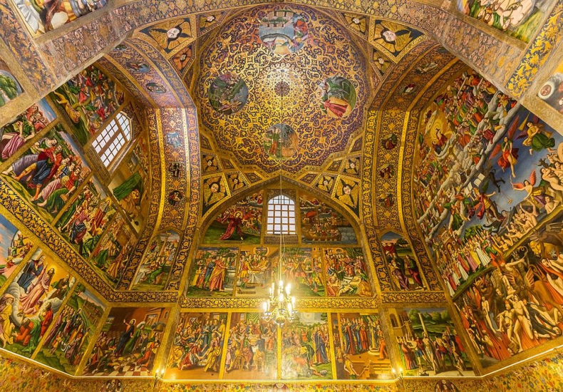 Iran Christian Tour